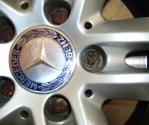 Mercedes Locking wheel bolts