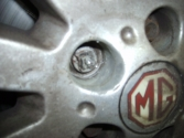 Broken Mcgard LockBolt MG