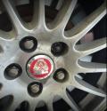 locking wheel nut removal 17