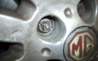 Broken Mcgard LockBolt MG