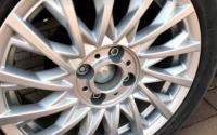 locking wheel nut removal 18
