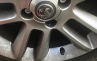 locking wheel nut removal 8